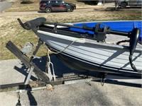 16.6' Nordic Crestliner Fish Hawk Boat
