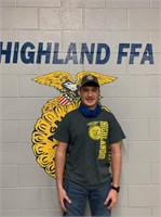 HIGHLAND FFA 38TH ANNUAL LABOR AUCTION