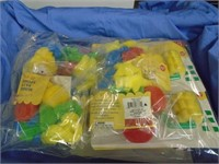 Victorville -Assorted Merchandise and Pallets