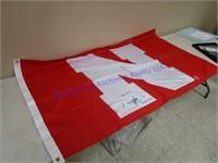 HUSKER FLAG