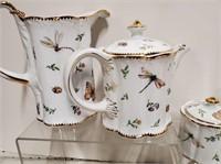 Godinger china for 4