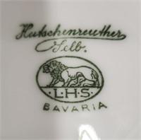 12 Hutschenreuther dinner plates