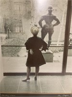 2 framed Ben Cooper photographs