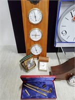 Travel clocks & lot