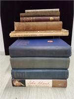 Lot of books & paper ephemera