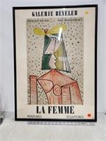 "Gallery print ""La Femme"""