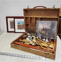 Art box & pictures