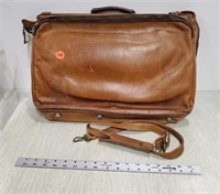 """Vintage leather """"Carry All"""""""