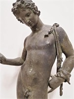 Neo Classical figure, Bronze?