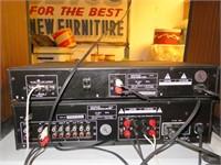 Vtg Kenwood Stereo Synthesizer Tuner Kt54 & Stereo
