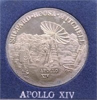 Spring coin auction
