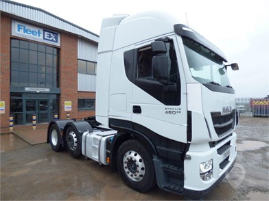 2015 IVECO STRALIS 460 at TruckLocator.ie