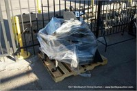 PALLETS: ASSORTED OFFICE CHAIRS (5X MONEY)