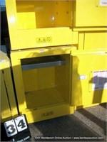 JUSTRITE 890400 FLAMMABLE LIQUID STORAGE CABINET