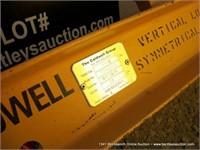 CALDWELL 20S-3-26 3-TON LIFTING BAR