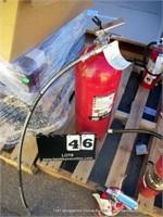 BADGER AA-82398 FIRE EXTINGUISHER