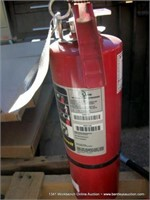 SIMPLEX AA05 FIRE EXTINGUISHER