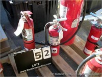 AMEREX B-500 FIRE EXTINGUISHER