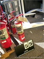 ANSUL A05 FIRE EXTINGUISHER