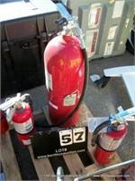 BADGER B20V FIRE EXTINGUISHER