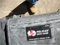 PELICAN 0500 CASE - BLACK