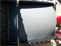 PELICAN 0370 SHIPPING CASE - BLACK