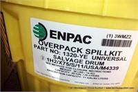 ENPAC 1321-YE OVERPACK SPILL KIT
