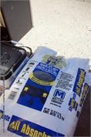 BAG: MOLTAN SORBENT 8826 ABSORBENT - 25 LBS.
