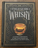 """Field Guide to Whisky"" Book by Hans Offringa"