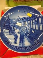 (2) Bing and Grondahl Collector Plates &