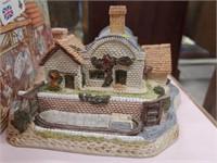 (3) David Winter Cottages