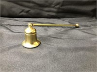 (4) Antique Brass Items