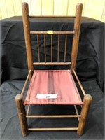 Primitive Doll Chair