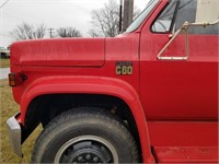 1975 Chevy C60 Grain Truck
