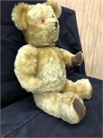 (2) Early 19th Century Stuffed Bears