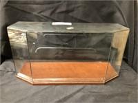 Glass Countertop Showcase
