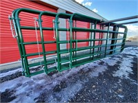 Gate and Panel Auction