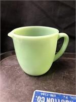 (12) pcs of Fire King Jadeite Glassware