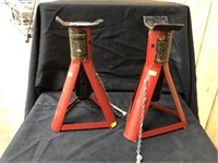 Pair of 2-Ton Jack Stands