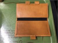 Vintage Leather Shoe, Leather Wallets