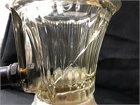 Vintage Moxie Glassform Beverage Dispenser