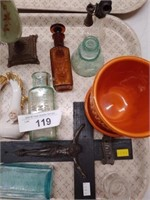 Assorted Antiques