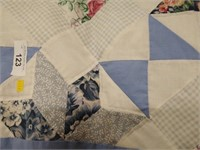 Contemporary Machine Made Quilt