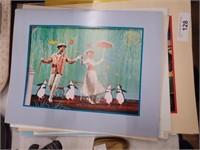 (13) Walt Disney Lithographs