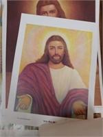 (8) A.F. Hermansader Prints