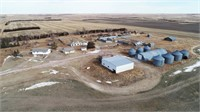 2,237 Acres Dryland Farm Ground & Ranch Land – Box Butte Co.