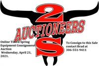 Online Timed Auction - April 21, 2021 (Equipment)
