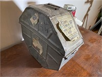 """2 Pcs. Vintage """"My Fair Lady"""" Reel Carrier and B"""