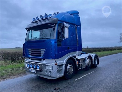 2007 IVECO STRALIS 480 at TruckLocator.ie