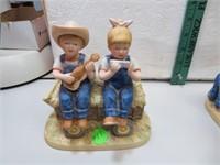 "Denim Days Hay Ride 5&3/4"" x 5&3/4"""